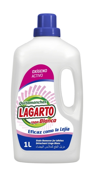 LAGARTO Détachant vêtements blanc 1L