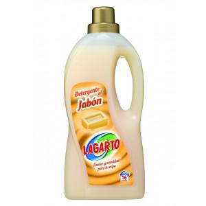 Détergent liquide LAGARTO au savon 16 doses.