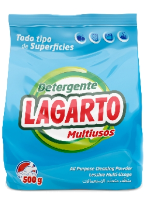 Sac LESSIVE EN POUDRE MAINS LAGARTO 500 grs
