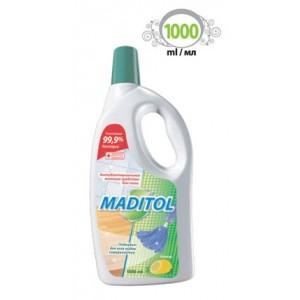 MADITOL Nettoyage des Surfaces Dures Pour Les Sols, 1000ml