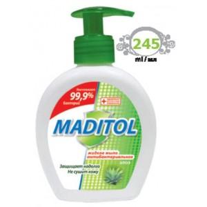 MADITOL SAVON LIQUIDE DE ALOE VERA 245 ml