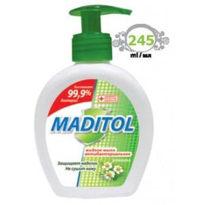 MADITOL SAVON LIQUIDE DE CAMOMILLE 245 ml