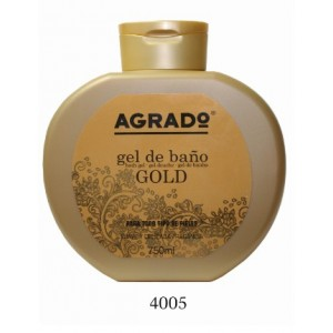Gel Douche AGRADO GOLD 750ml