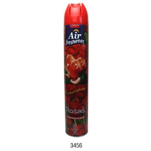 Désodorisant Spray Rose 1000 ml