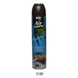 Désodorisant Spray Noix de Coco 405 ml