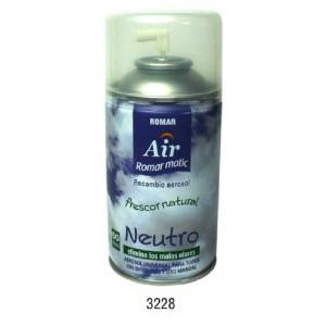 Recharge Désodorisant Automatique NEUTRE 335 ml
