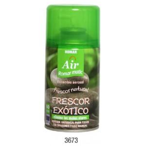Recharge Désodorisant Automatique Fraîcheur exotique 335 ml