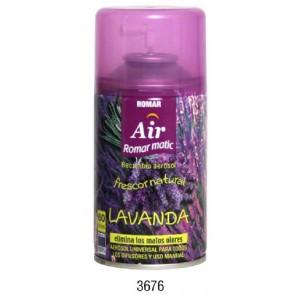 Recharge Désodorisant Automatique Lavande 335 ml
