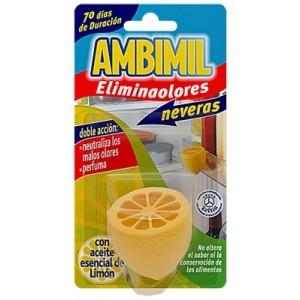AMBIMIL - Supprime Odeurs Réfrigérateur