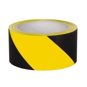 TAPE ADHÉSIF SIGNALISATION jaune /noire