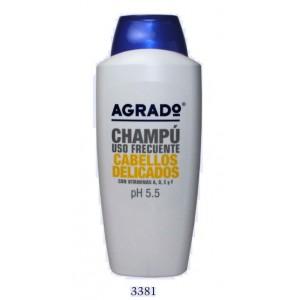 Shampooing AGRADO Cheveux Délicats 750ml