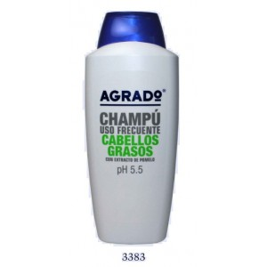 Shampooing AGRADO Cheveux Gras 750ml