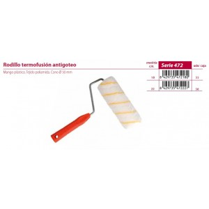 rouleau thermofusion anti-goutte