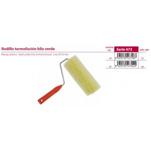 Rouleau Thermofusion Fil Vert