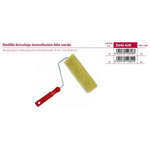 Rouleau Thermofusion Bricolage Fil Vert