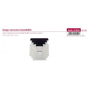JEUX DE PATULE INOXIDABLE