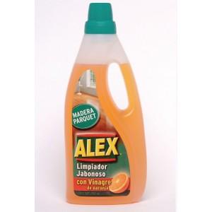 ALEX SAVON PARQUET AVEC VINAIGRE D'orange1500 ml