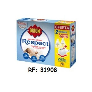ORION ELEC RESPECT RECHANGE
