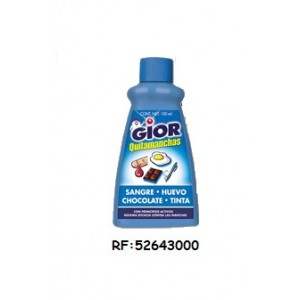 GIOR DETACHANT SP2CIALIS2 SANG OEUF CHOCOLAT
