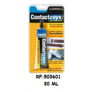 CONTACTCEYS TRANSPARENTE 30ml