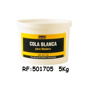 COLLE BLANC STANDARD 5KG