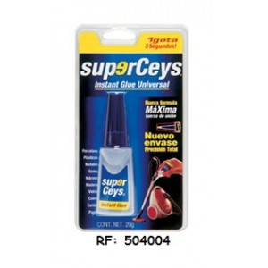 SUPERCEYS INSTANT GLUE 20G
