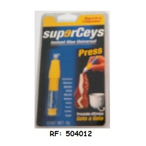 SUPERCEYS PRESS 2G