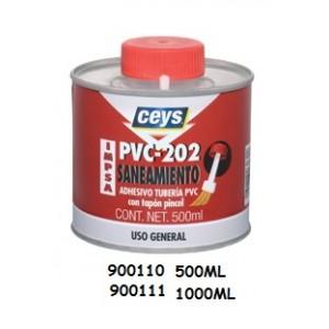 COLLE PVC 202 SANEAM 500 ml