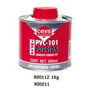 COLLE PVC 201 PRESION 1Kg